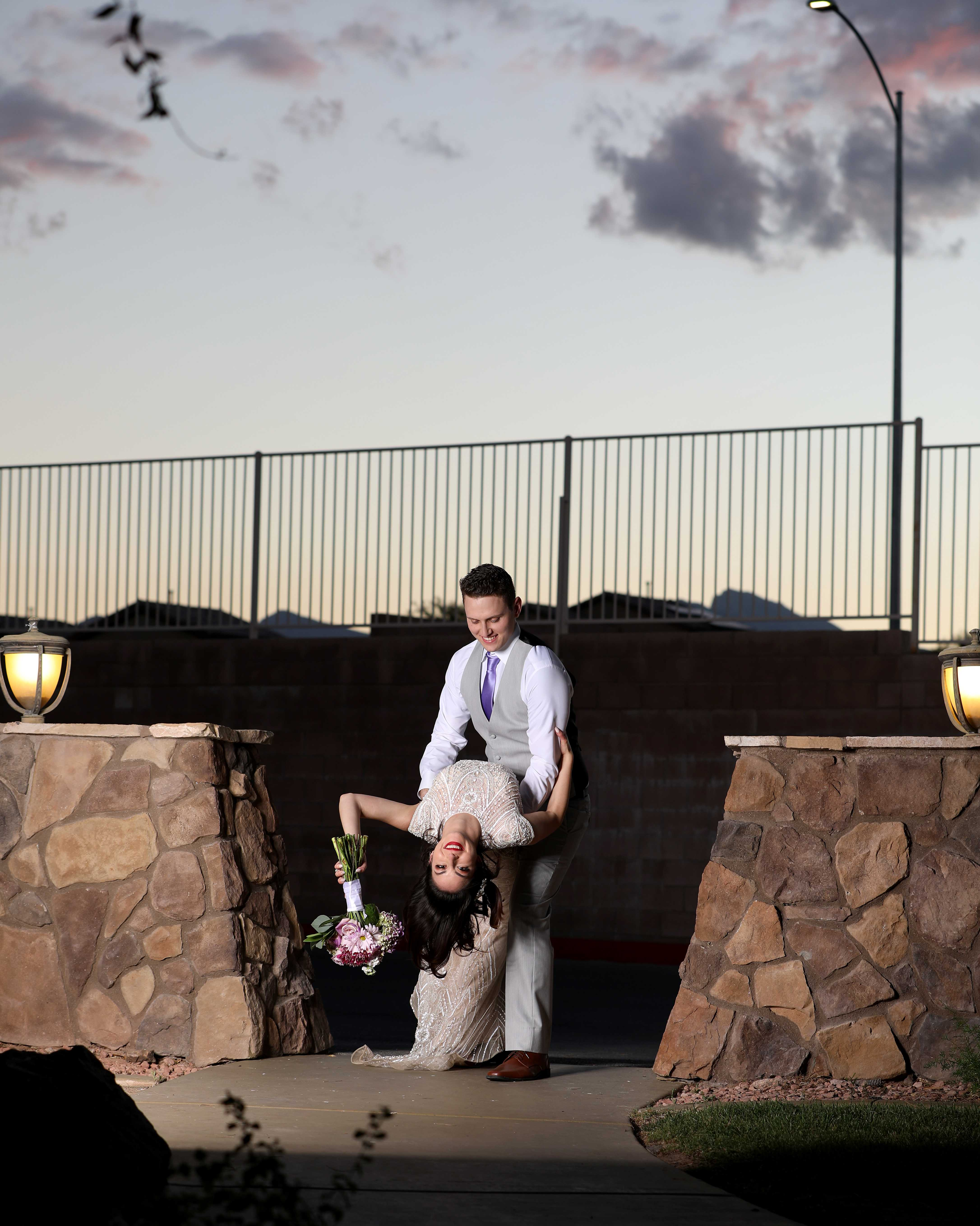 Bridal Photographer in Las Vegas