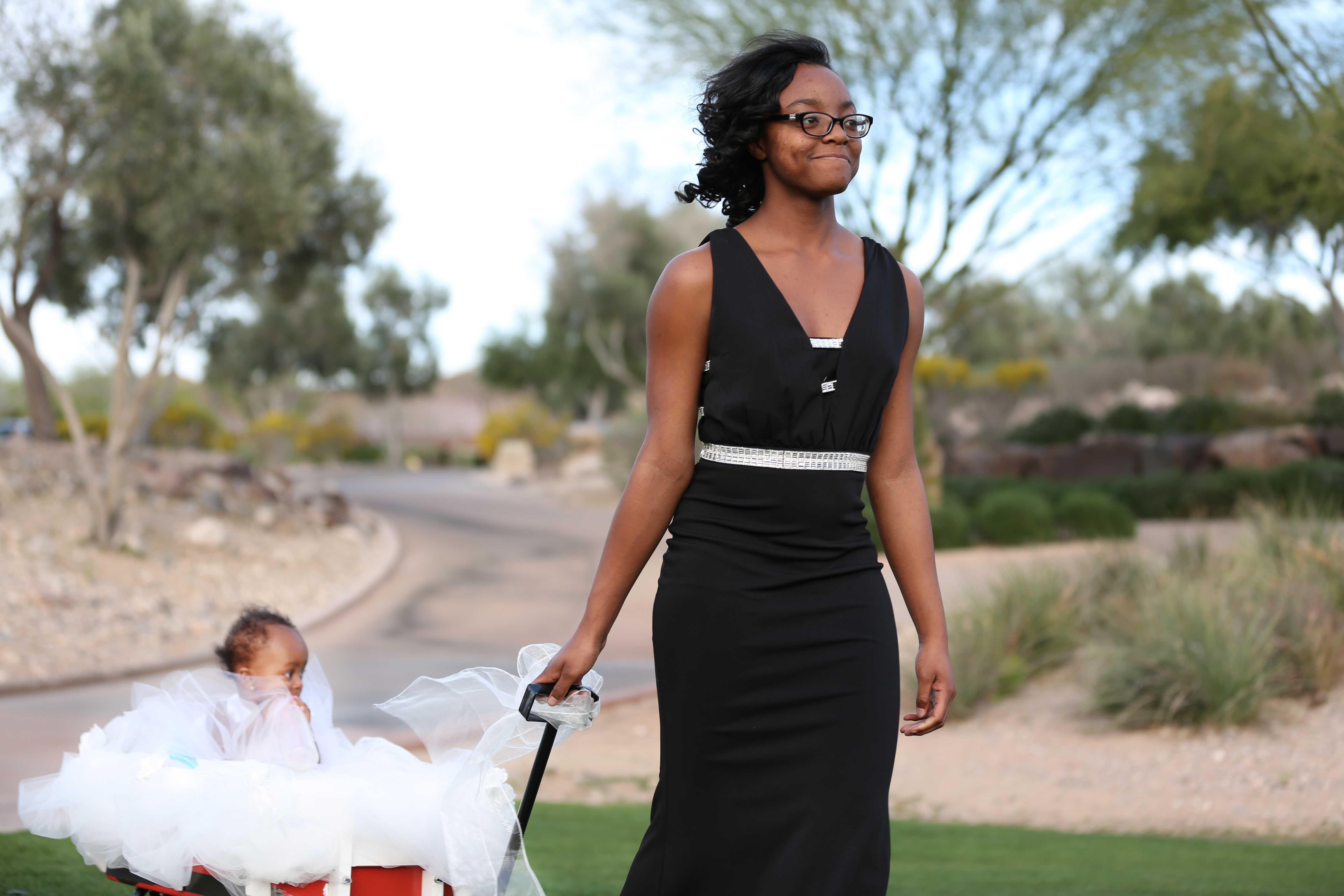modern las vegas wedding photography