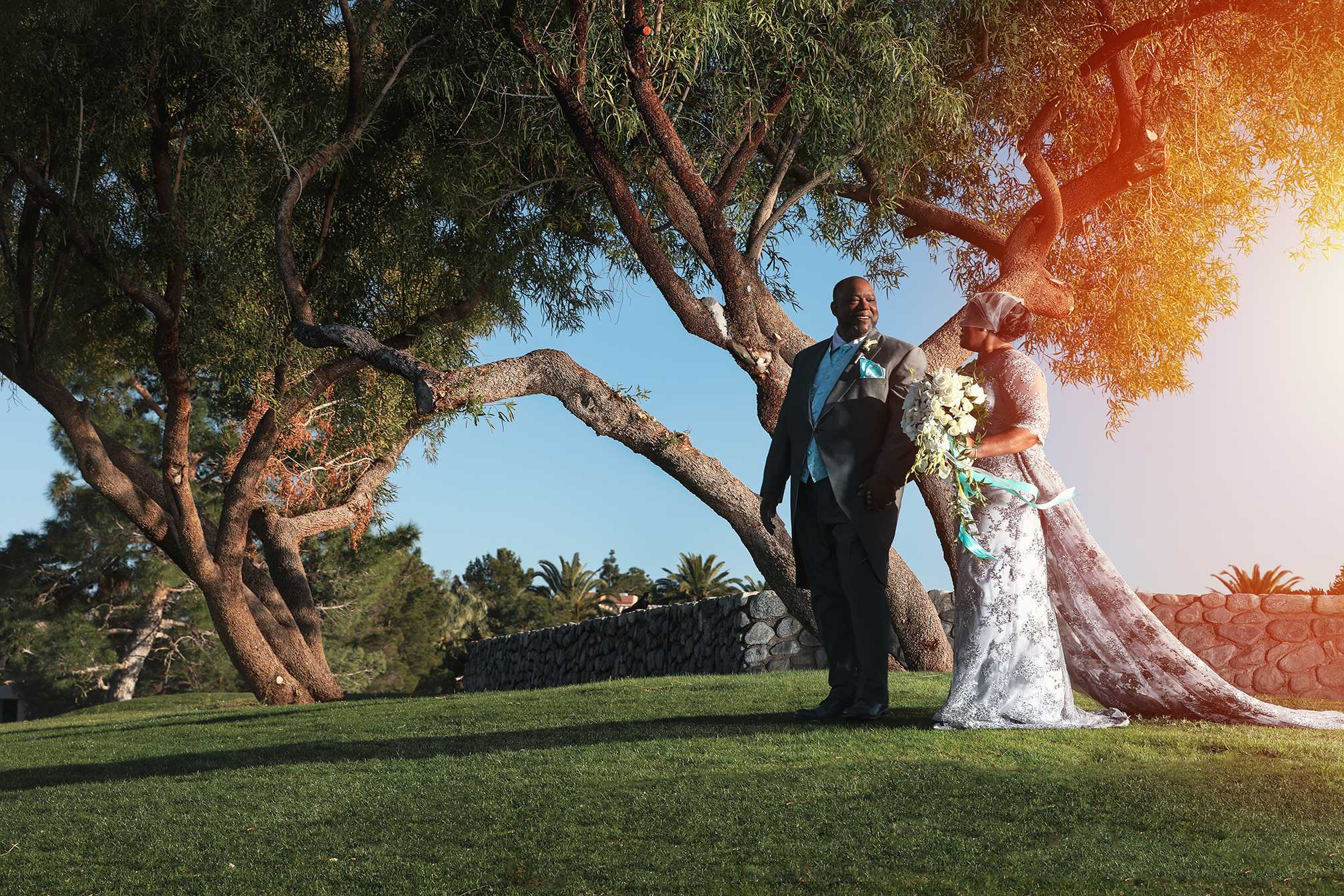 Perfect wedding photography in Las Vegas